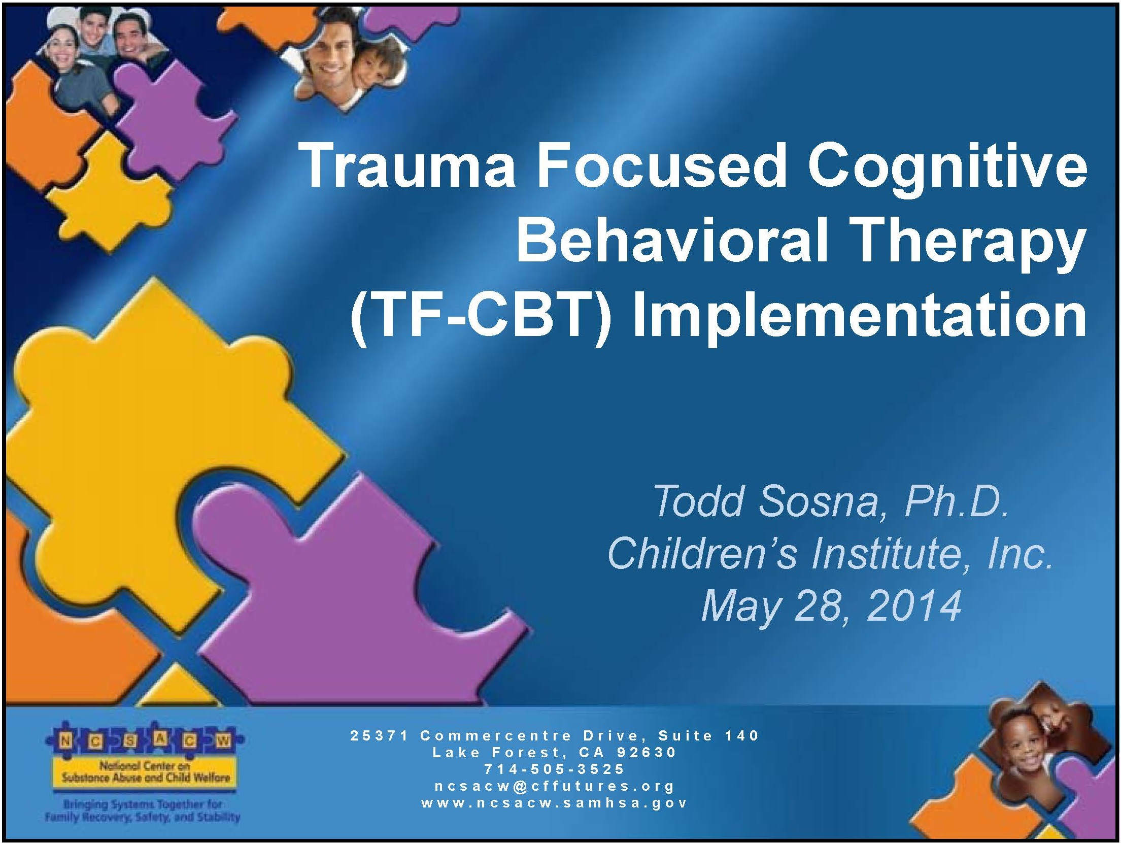 Texas Leads Nation In The Most Therapists Certified in Trauma ...