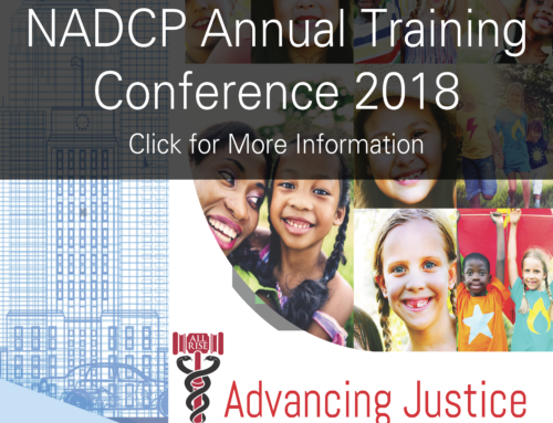 National Association of Drug Court Professionals Annual Training Conference 2018
